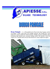 Borgo Panigale - Self-Powered Silage Bagging Machine Brochure