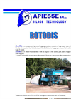 Roto Tube - Round Bales Machine - Brochure
