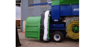 RotoCom - Compost Rotating Bagging Machine