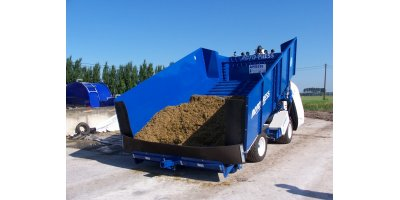 Borgo Panigale - Self-Powered Silage Bagging Machine