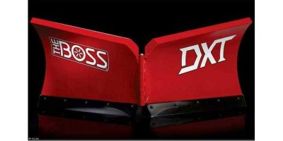 BOSS products - Model DXT - Power-V Plows