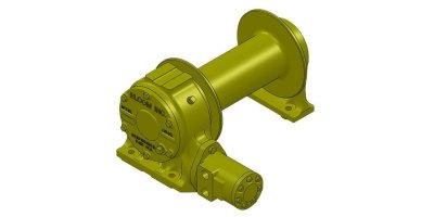 Bloom - Model Series 800 - Hydraulic Cable Winches