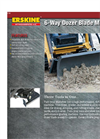 Mini 6 Way Dozer Blade- Brochure
