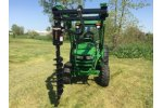 Tractor Earth Auger Systems
