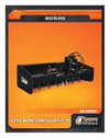 Bison - Model BB-210-1 SERIES - Box Blades Brochure