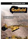 Bison - Model 1000RS/1200RS/1400RS/1600RS SERIES - Grader Blade Brochure