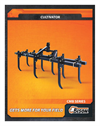 Bison - Model CMB-0802-9/1301-13 SERIES - Cultivator Brochure