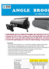 Model 190M-72 & 190M-84 - Angle Broom for Skid-Steer Loaders - Brochure
