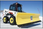 Model Ultra Series - Skid Loader Snow Plow System