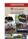 Bradco - Model 365 - Backhoe Brochure