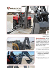 Bradco - Model 511B - Backhoe Brochure