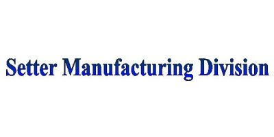 Setter Manufacturing Division