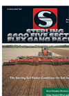 Flex-Gang - Model 6600 - Soil Packer Brochure