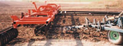 Flex-Gang - Model 6600 - Soil Packer