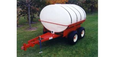 Ag - Model AG-111 - Liquid Nurse Tank with Wagon