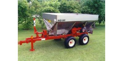 Ag - Model AG-500 - Five Ton Adjustable Wheel Track Spreaders