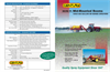 Hiniker - HD Series - Mid-Mounted Booms Sprayer  Brochure