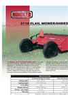 Hiniker - Model 5710 - Flail Mower/Shredder Brochure