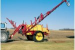 Hiniker - Model HD Series - Mid-Mounted Booms Sprayer