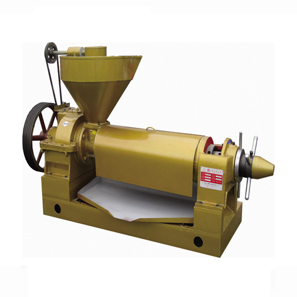 Cottonseed Oil Press Machine-3