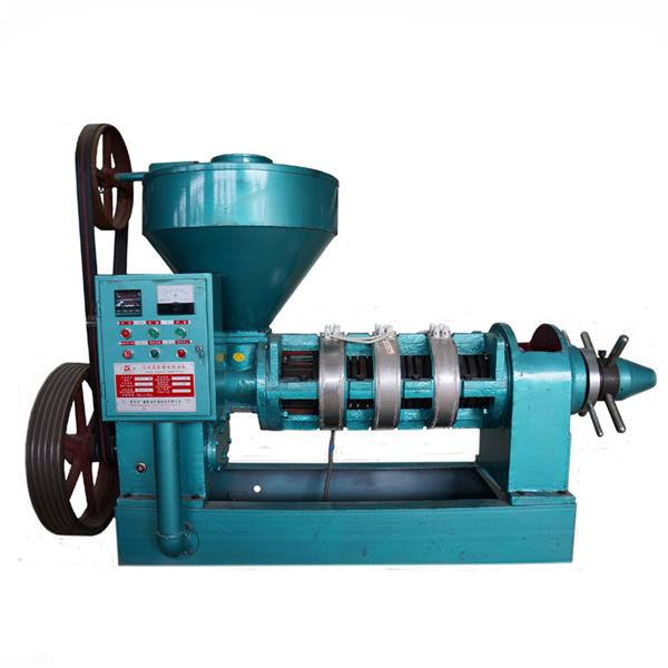 Cottonseed Oil Press Machine-2