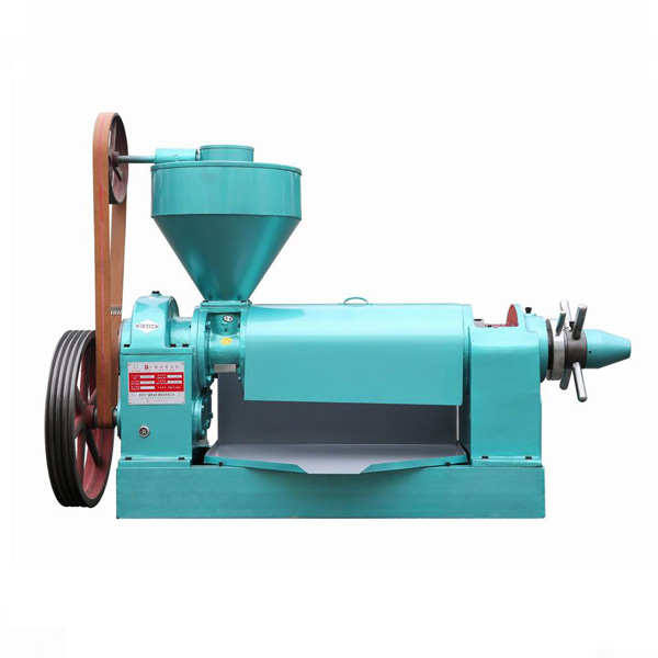 Cottonseed Oil Press Machine-1