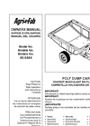 Poly Cart- Brochure