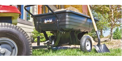 Agri-Fab - Model 350 lb - 45-0345 - Convertible Poly Cart