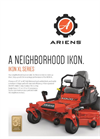 Ariens IKON - Model XL - Zero Turn Riders Mowers Brochure