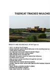 M760 Tigercat Tracked Mulcher Brochure