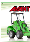 AVANT - 400 series - Multi Purpose Loader Brochure