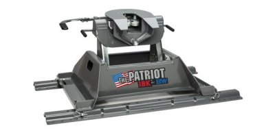 B&W - Model Patriot 16K - 5th Wheel Hitch