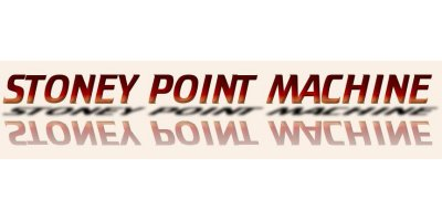 Stoney Point Machine