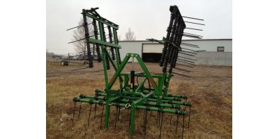 3pt Hitch Harrows