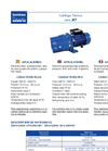 JET - Self-Suction Centrifugal Electro-Pumps Brochure