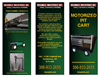Motorized Pit Cart- Brochure