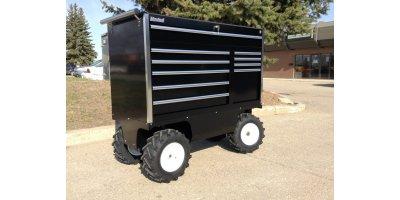 Motorized Pit Cart