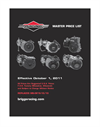 Animal Racing Engine Master Parts List pdf