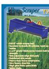 Ultra - Model YS10M - Scraper Brochure