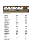 Model 1350 PRO Series - Mini Skid Loader Brochure