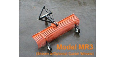 Model MR35 - 5` Landscape Rake