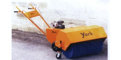 Model YBWB - 3` Walk Behind Broom