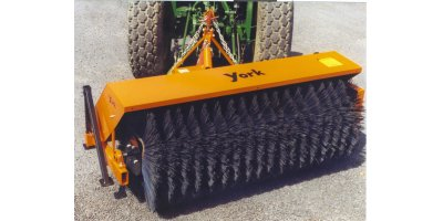 Model YB32 - Mechanically Driven 3 Point Hitch Mounted Broom