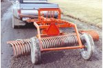 Model HT - Heavy Duty 10 Tow Type - Rake