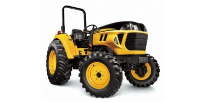 Turbo  - Model Lx4900  - Open Platform Tractor with Rops