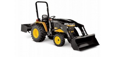 Yanmar - Model Ex2900  - Open Platform Tractor with Rops