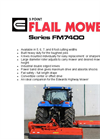 FM7400 Series - Flail Mower Brochure