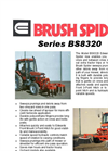 Model BS8320 - Brush Spider Brochure