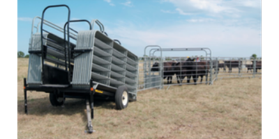 Portable Corrals & Carriers