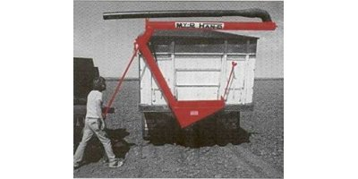 Hydraulic Powered Tail Gate Auger